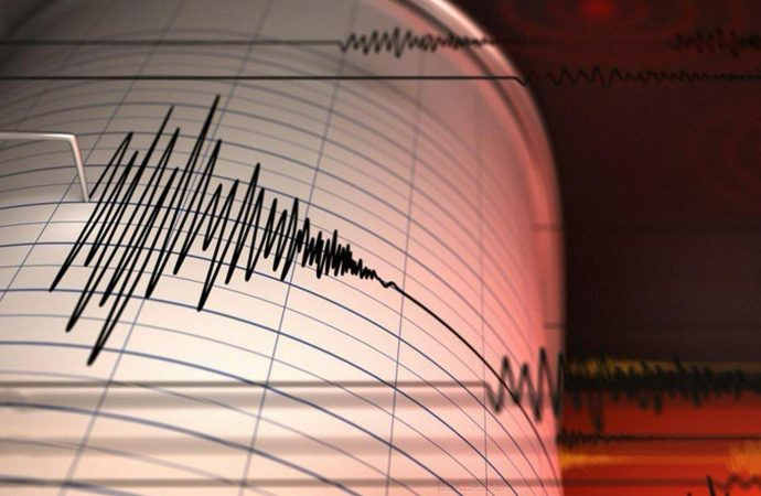 Çanakkale Ayvacık'da 4.1 büyüklüğünde deprem!