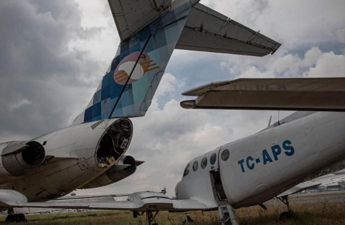 Atatürk Havalimanı'nda bırakılan uçakların sırrı ortaya çıktı