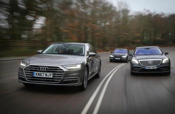 Audi Çin'deki tacını kaptırmak istemiyor