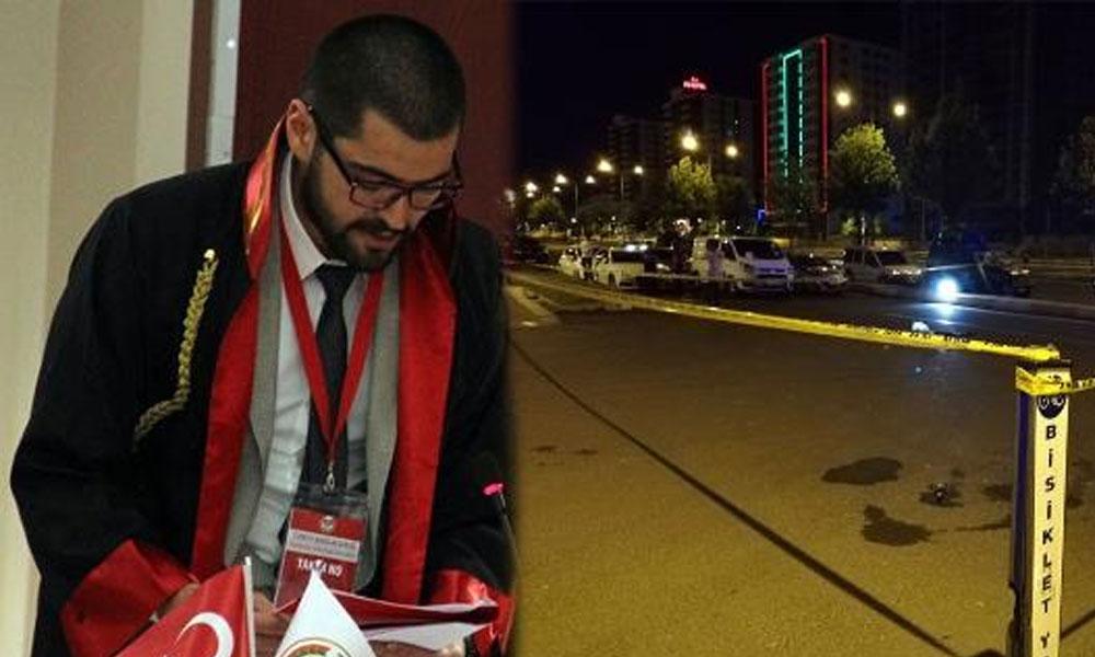 Diyarbakır'da vurulan avukattan acı haber geldi