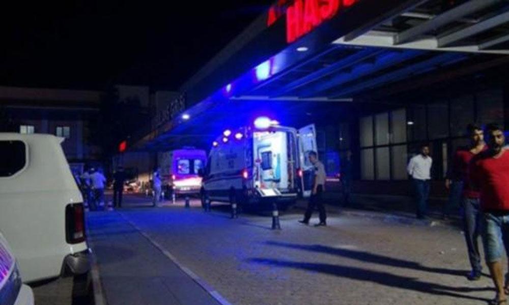 Azez'de TSK birliklerine saldırı: 2 asker yaralandı