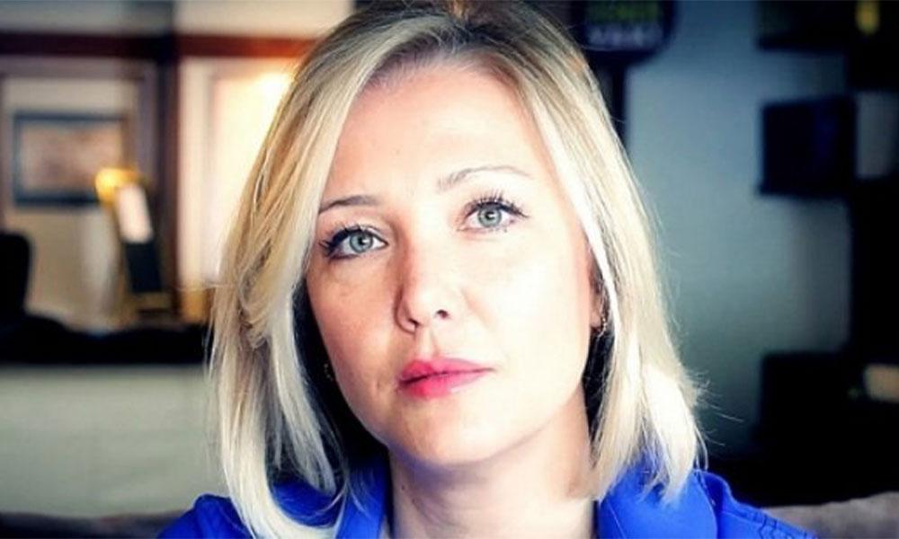 MHP'li isim Berna Laçin'i hedef gösterdi işini engellemeye çalıştı