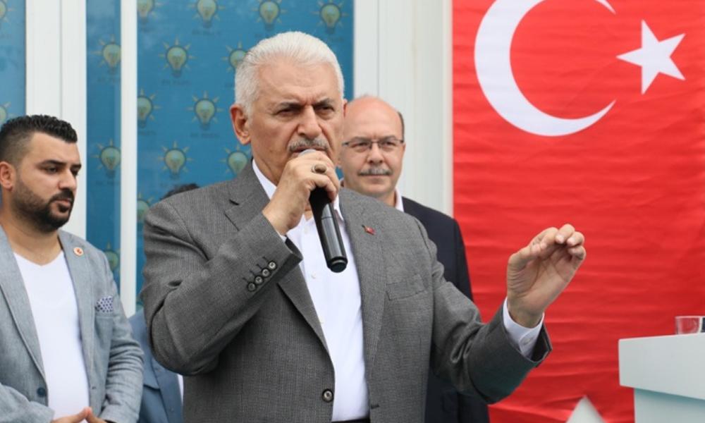 """""""Binali Yıldırım'a 'Kürdistan' cezası gelecek mi?"""""""