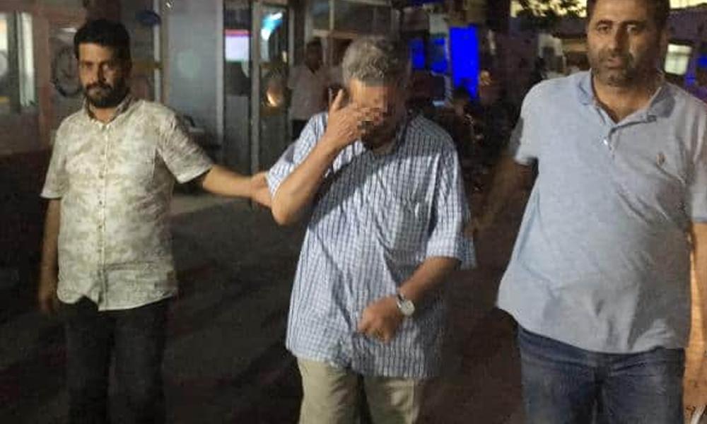 Camide taciz skandalına 'şeytan'lı savunma!