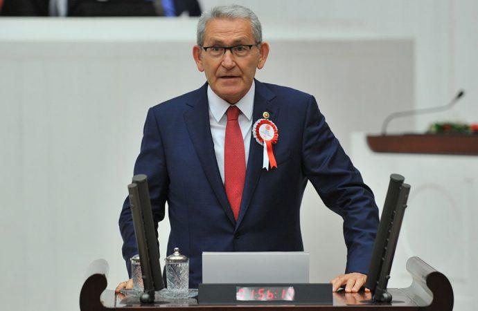 CHP Denizli Milletvekili Kazım Arslan yaşamını yitirdi