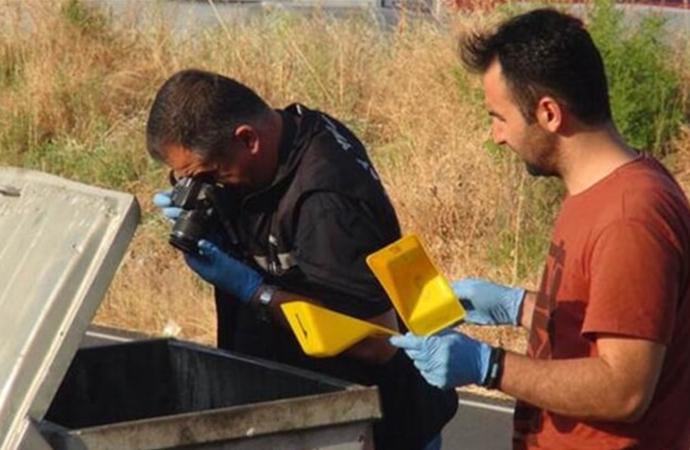 Çöp konteynerinde bir bebeğin cansız bedeni bulundu