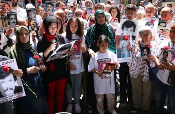 Cumartesi Anneleri 741. haftada: 'Ne yazık, demokrasi böyle dar sokaklarda olmuyor'