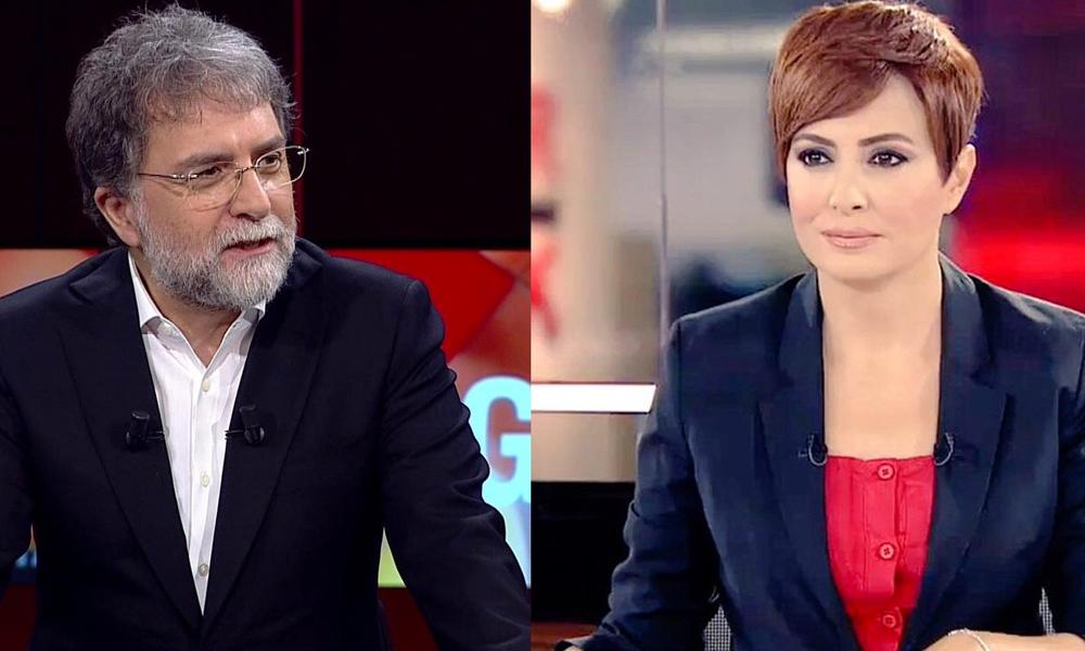 Didem Arslan Yılmaz'dan Ahmet Hakan'a gönderme: Tek kazancım ikiyüzlüleri tanımak oldu