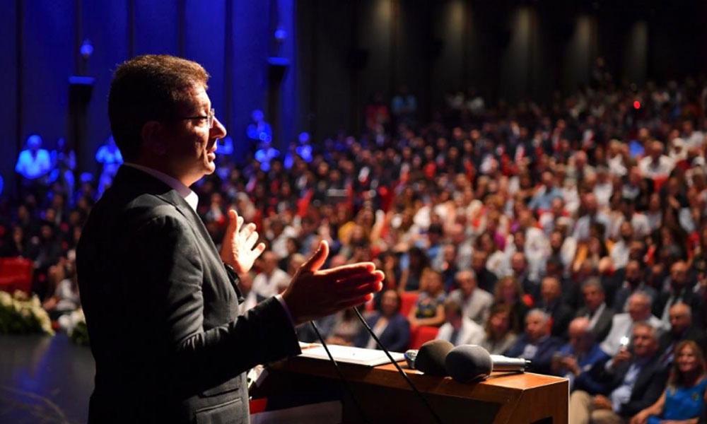 İBB Başkanı İmamoğlu, Esenler Otogarı'nı, akla ve bilime peşkeş çekecek!
