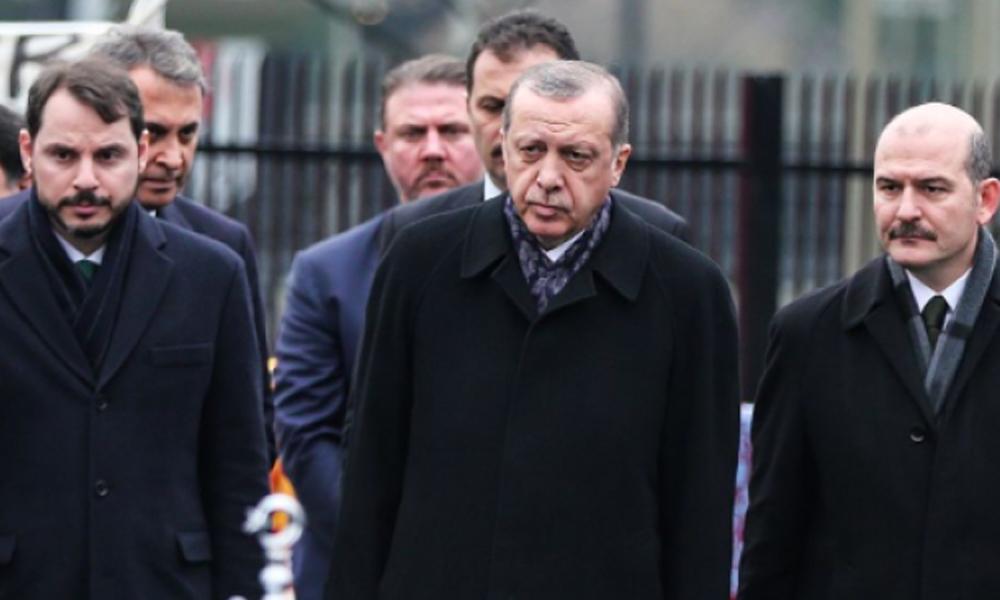 'Dört gündür ortalarda görünmüyordu' ve Erdoğan'dan ilk mesaj