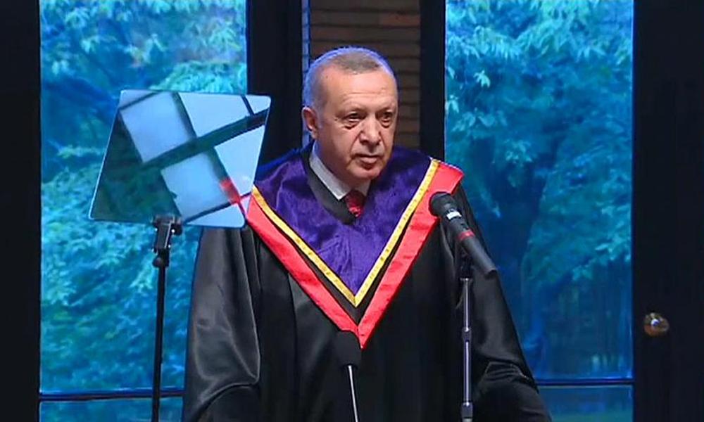 Erdoğan'dan, 'harem selamlık üniversite' sinyali! 'Aynısını Türkiye'de de istiyoruz'