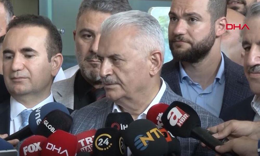 '16 Nisan referandumu iptal edilebilir, Binali Yıldırım başbakan olabilir'