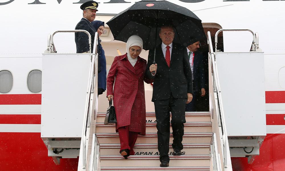 Erdoğan AKP'li Cumhurbaşkanı Erdoğan