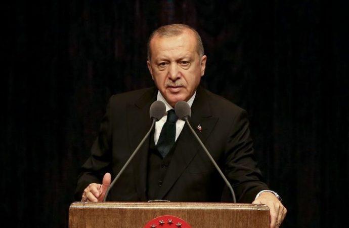 Erdoğan'dan ABD'ye S-400 resti: Yaptırım uygulanırsa karşılık vereceğiz!