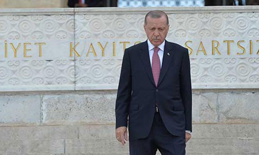 Erdoğan'dan ilk mesaj: Milli irade bugün bir kez daha tecelli etmiştir…