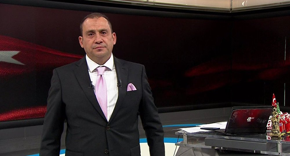 Saadet Partili Karaduman'dan yandaş A Haber sunucusu Erkan Tan'a: Dindarlığını Allah'a göster, bana insanlığın lazım