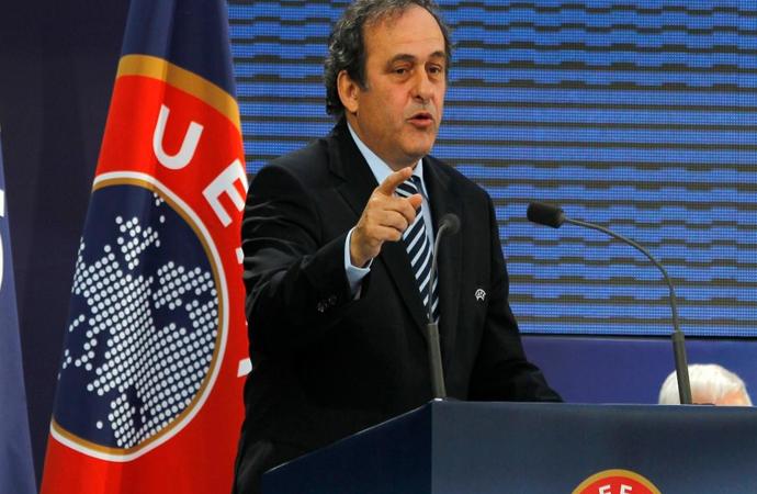 Eski UEFA Başkanı Michel Platini gözaltına alındı!