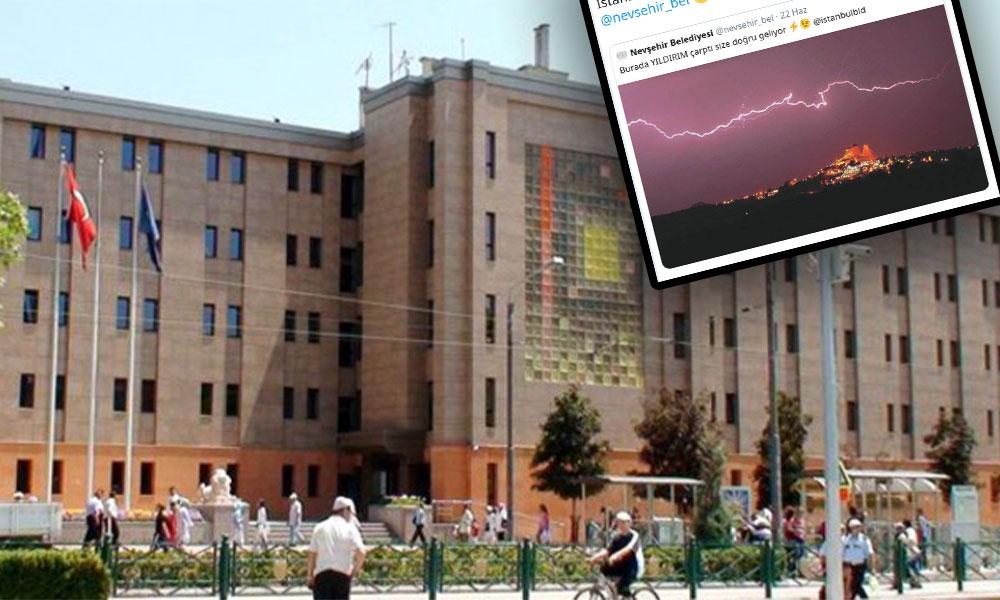 CHP'li Eskişehir Belediyesi'nden AKP'li Nevşehir Belediyesi'ne çok konuşulacak yanıt
