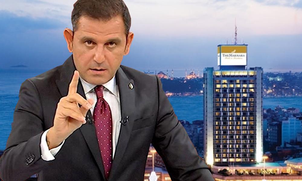Ahmet Davutoğlu bir çağrı da Fatih Portakal'dan:Kuru tehdit ancak rakiplerine yarar. Açıklansın!