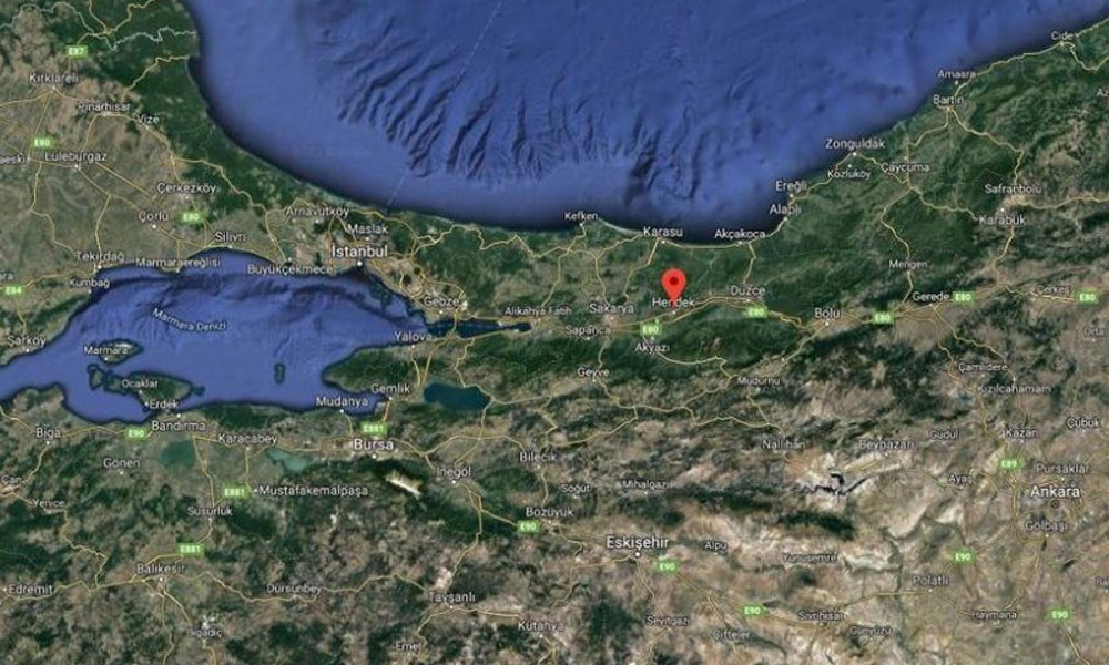 Hendek depremi olası Marmara depremi için öncü mü?