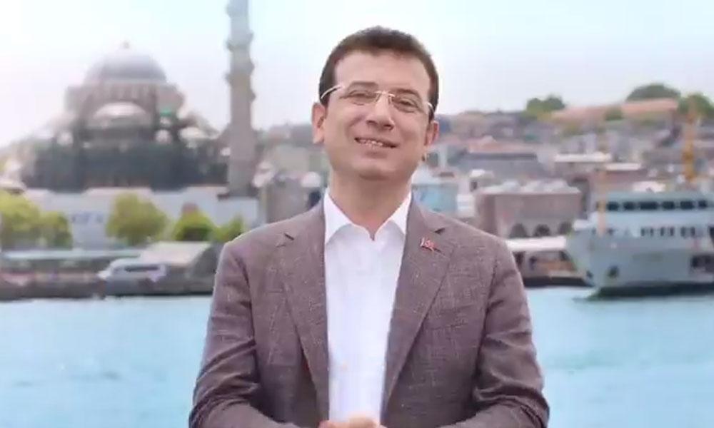 Ekrem İmamoğlu'ndan bayram mesajı: 23 Haziran'da Türkiye'ye bayram hediyesi vereceğiz
