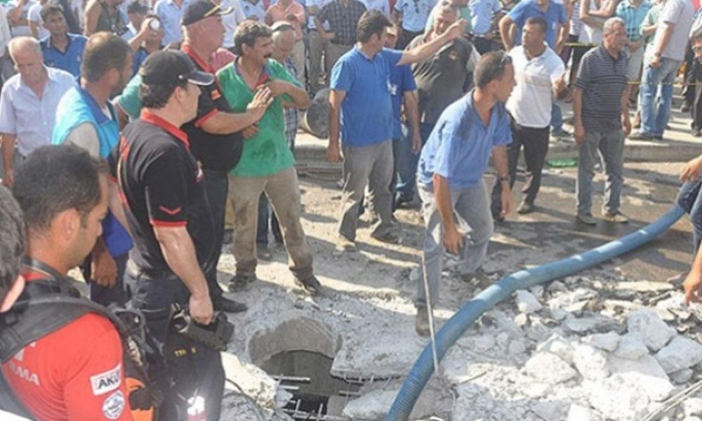 Hayatını kaybeden işçiler 'kusurlu' gösterildi
