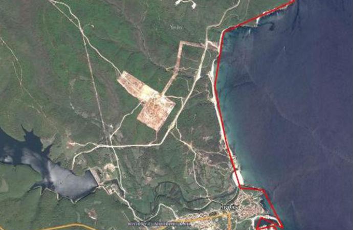 Uydu fotoğrafı Kıyıköy'deki orman katliamını ortaya koydu
