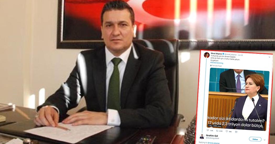 MHP'li Başkan'dan Akşener ve Kaftancıoğlu'na yönelik skandal sözler, 'Sokak karısı dilin kopsun'