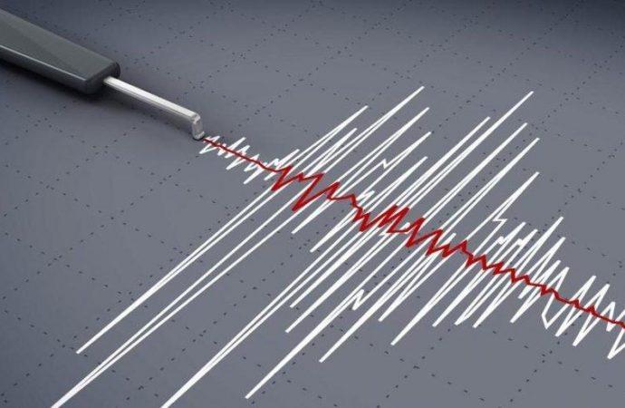 Marmara'da peş peşe depremler