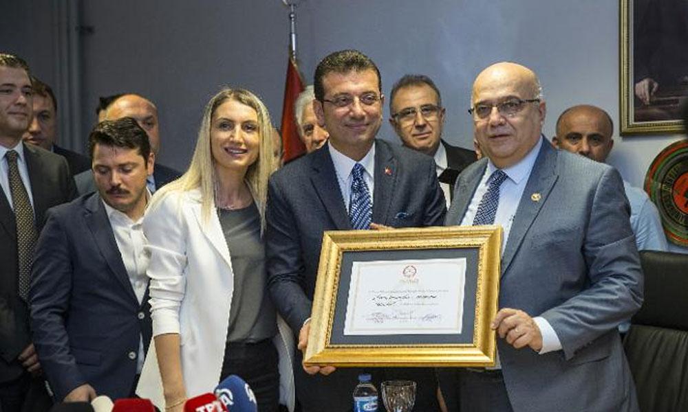 İstanbul Büyükşehir Belediyesi'nden 23 Haziran sonrası ilk İmamoğlu paylaşımı