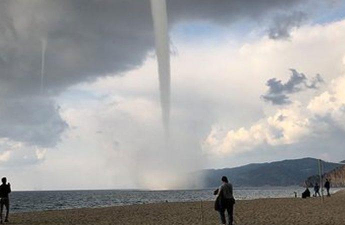 Meteoroloji'den 'Hortum' uyarısı!