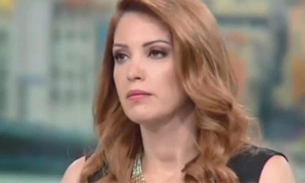 Nagehan Alçı'dan 'stüdyoyu terk etme' açıklaması