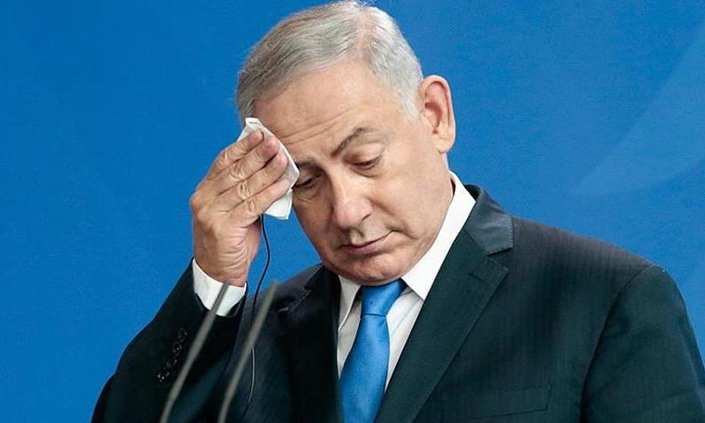 Netanyahu erken seçimden vazgeçti!