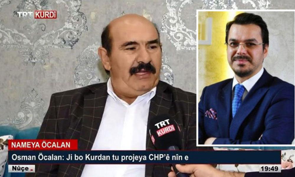 'TRT Genel Müdürü, MİT Müsteşarı yapılsın çünkü o bunu çoktan hak etti'
