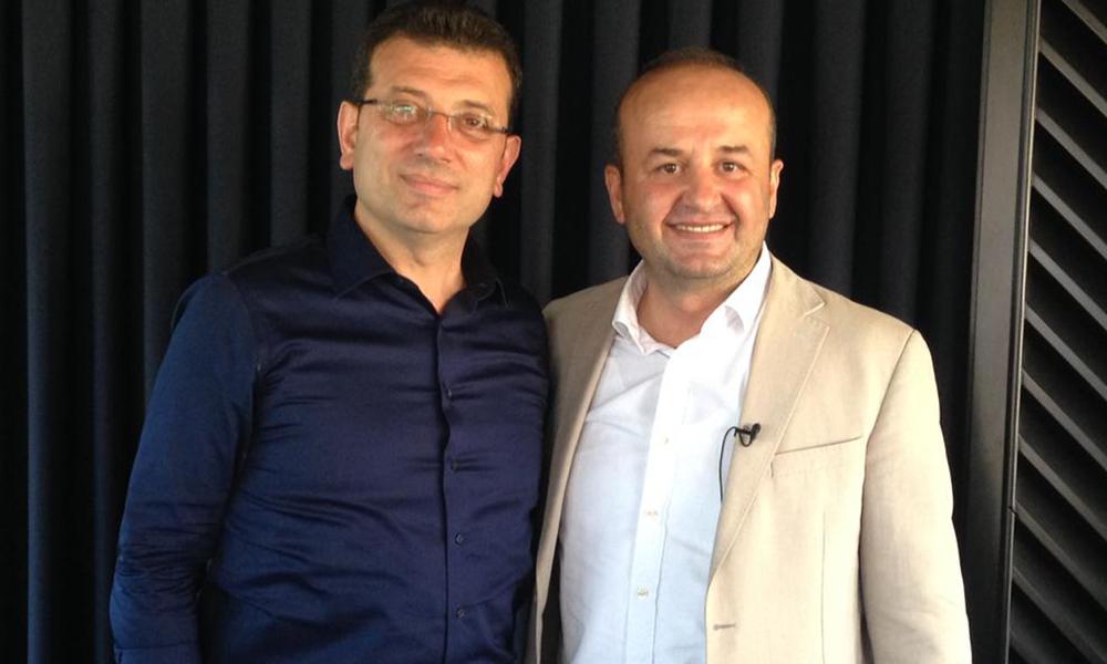 'Ezber bozan iki büyük röportaj!' Ekrem İmamoğlu, Ömer Turan ile görüştü