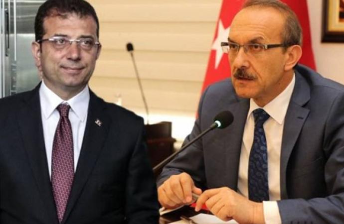 Ordu Valiliği'nden İmamoğlu açıklaması: Valiye hakaret etti iddiası