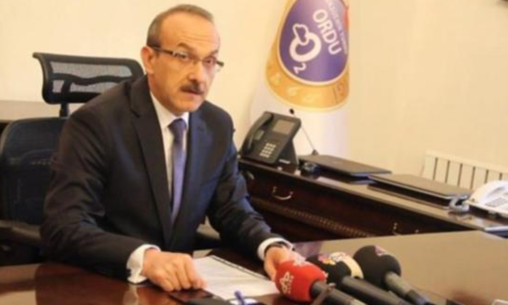 CHP'li Adıgüzel: Küfür eden İmamoğlu değil Ordu Valisi Seddar Yavuz