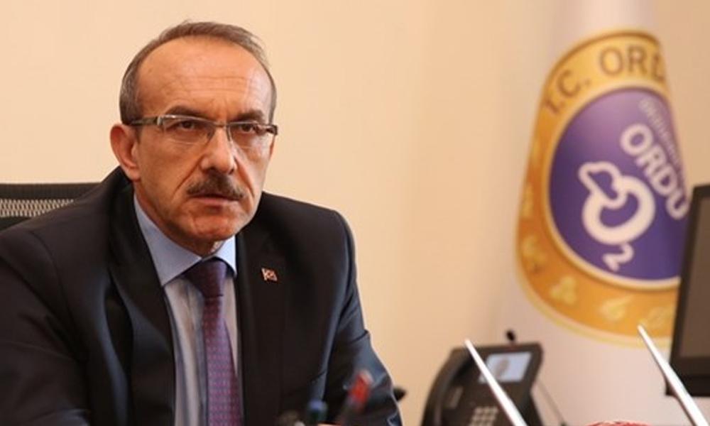 """Ordu Valisi'nden skandal hamle: """"Ekrem İmamoğlu 'it dedi' diye ifade verin"""""""