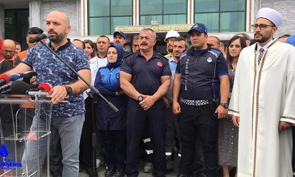 İBB çalışanlarına İmamoğlu karşıtı açıklamaları Vali yaptırıyor iddiası