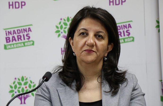 HDP Eşbaşkanı Pervin Buldan'dan güç birliği mesajı