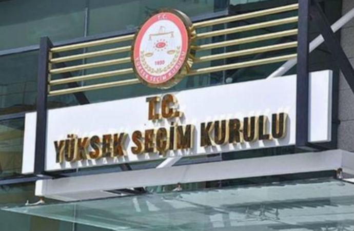 YSK'dan siyasi partiler ve oda seçimleri kararı