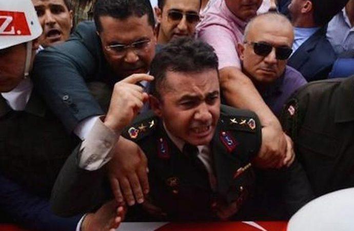 KHK ile ihraç edilen yarbay Mehmet Alkan'dan Bahçeli'ye mektup
