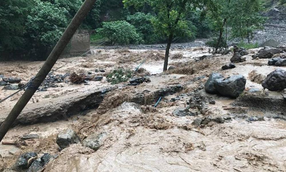 Bir sel faciası da Zonguldak'tan: Bir kişi hayatını kaybetti…