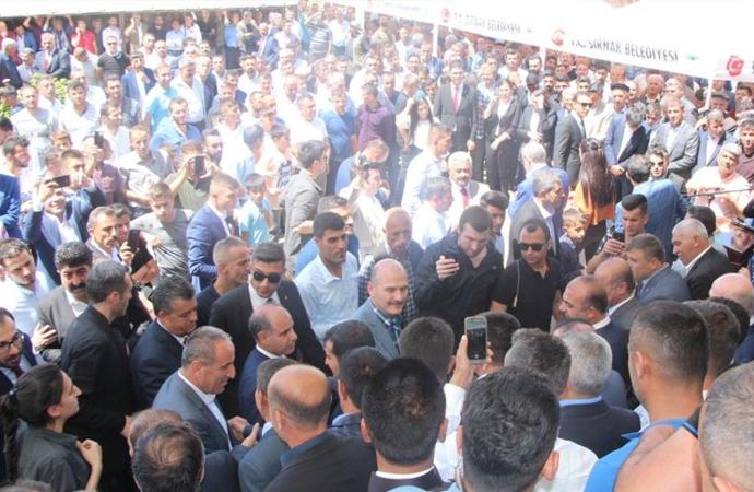 Soylu Trabzon'da şoke oldu: Vatandaşlar protesto etti!