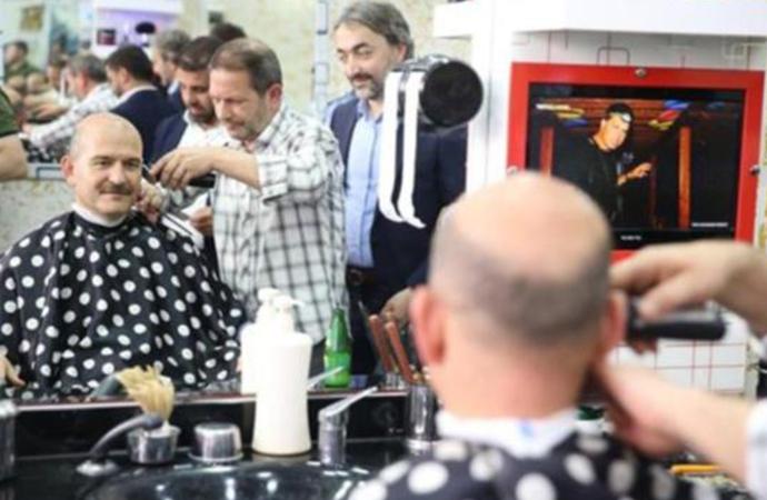 Süleyman Soylu'dan Koç Holding'e garip bir yanıt: Ben tıraşımı…