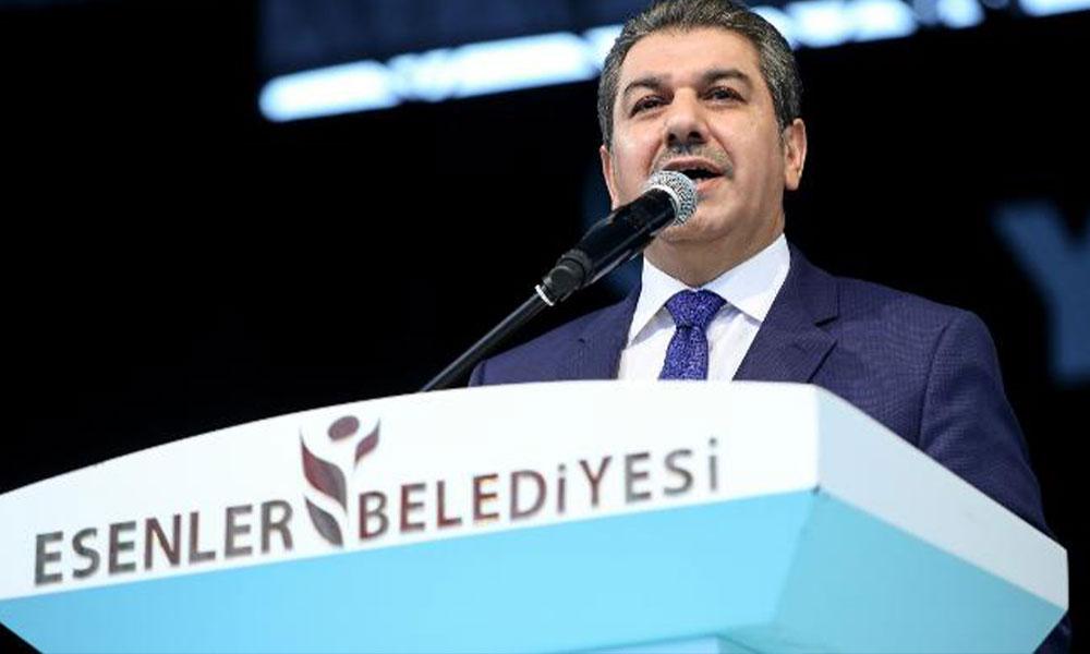 AKP'li Tevfik Göksu'dan şaşkınlık yaratan afiş! Vatandaş tepki gösterdi