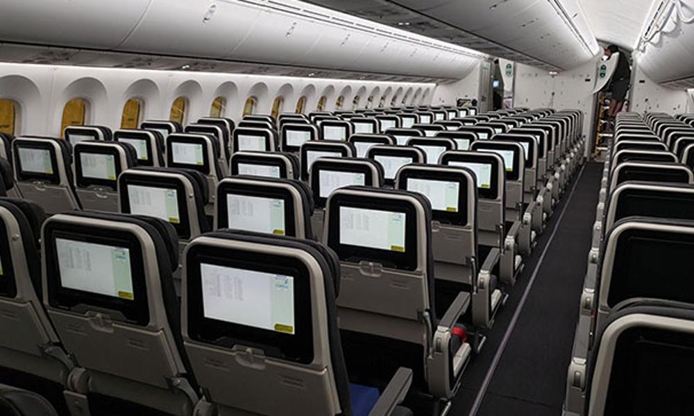 İşte THY'nin yeni yolcu uçağı!