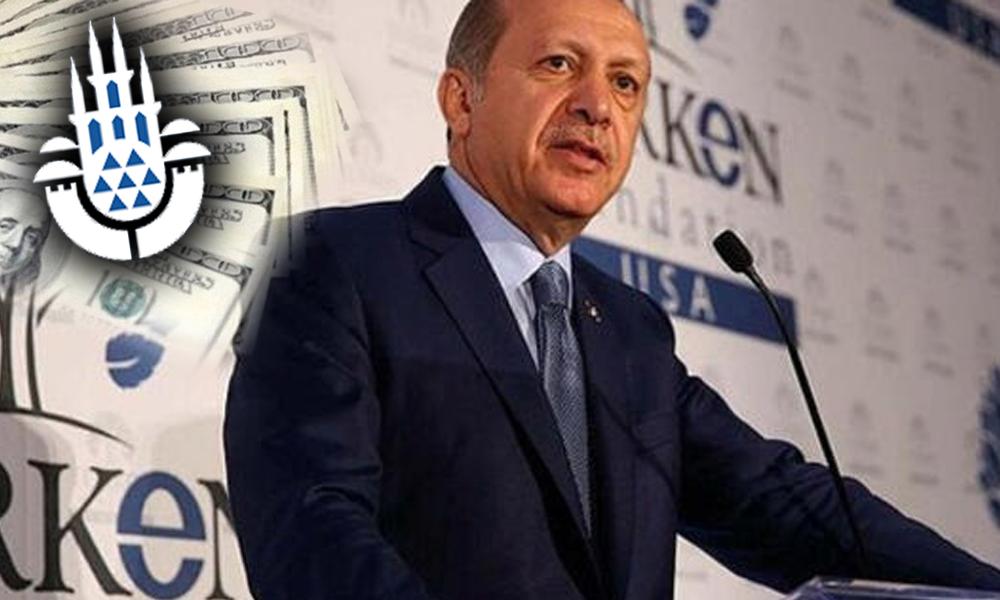 İBB'nin Türken Vakfı'na milyon dolarlık akışı ABD medyasında!