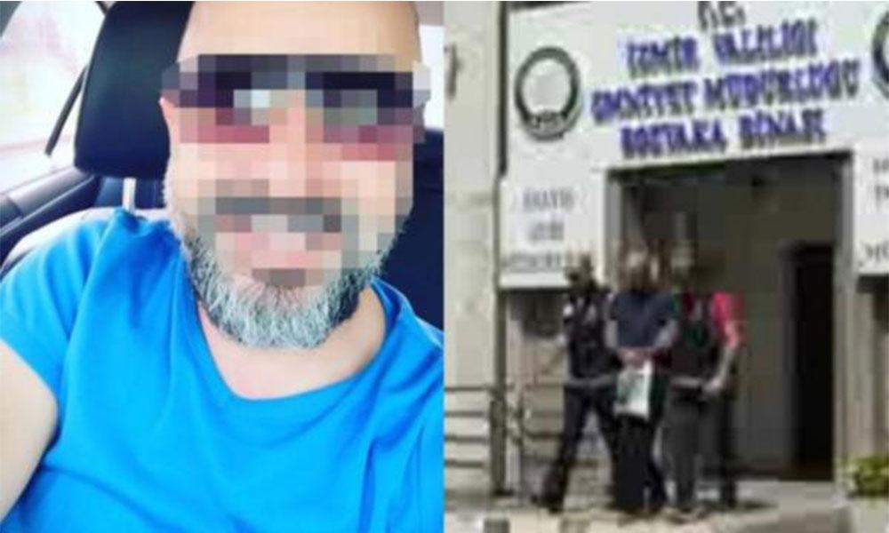Rüşvet isteyen öğretim görevlisi tutuklandı