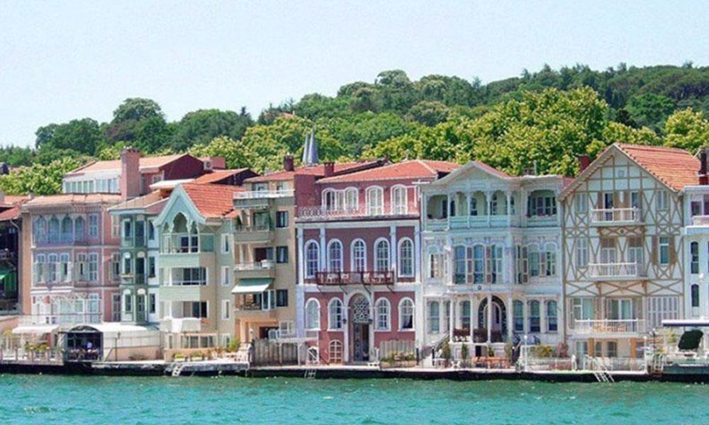 İstanbul'un simgesi yalılar Araplara satılıyor!